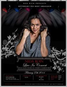 Neda Boin live in concert